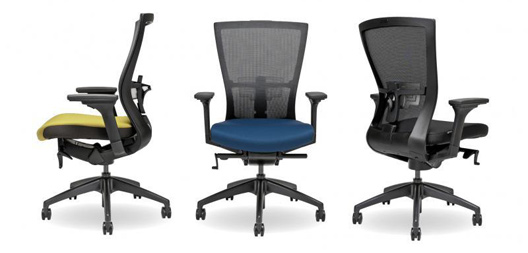 Židle na vyzkoušení - ABM Servis Teplice